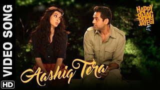 Aashiq Tera (Official Song) | Happy Bhag Jayegi | Diana Penty, Abhay Deol, Ali Fazal, Momal