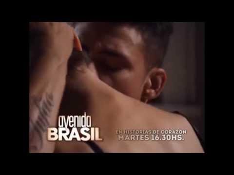 Avenida Brasil Promo Capítulo 22 14 01 2014 Telefe HD Argentina