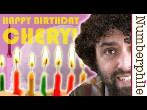 That Viral Math Problem Cheryl s Birthday Numberphile
