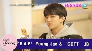 Young Jae & JB Celeb Bros EP4