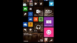How to Hide Messages in Windows Phone 8 on Front Screen - Simple tricks