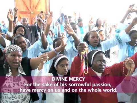Morning Prayers at VPH, Nairobi