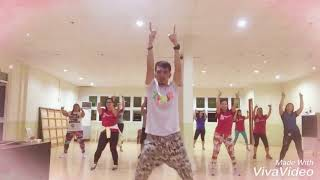 I just wanna be close to you|Zumba Session with Zin Mark|Judens
