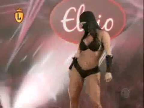 Gatas do legendarios dançando o Funk So Capim e Canela Mc Sol 2011