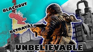 Biggest Blackout Betrayal - Call of Duty Black Ops 4
