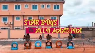 Star Dance Crew x Allo Dancers  Dance To Uhuru by Dj Malvado