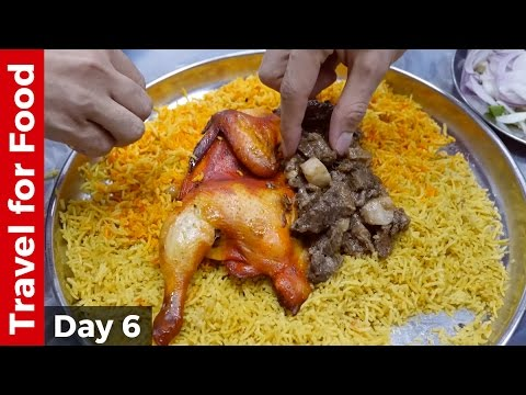 Incredible Omani Food and Attractions in Muscat (Camel Feast)!