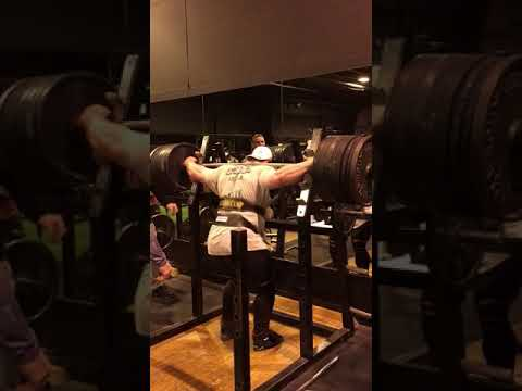 Xxx Mp4 Off Season Squats With IFBB PRO James Hollingshead 3gp Sex