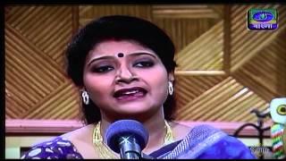 Tomate amate sung by Eshita on Sokal Sokal in DD bangla