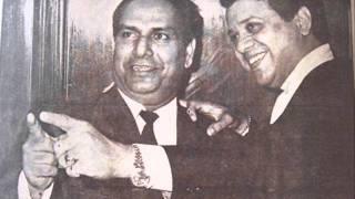 Chinchan Pappulu_Choo Na Lena--Baghi Sipahi(1958)--Manna Dey, Asha Bhosle, chorus