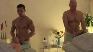 Intimate Tutorials - Male to Male Sensual Massage Tutorial