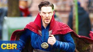 10 Reasons Why Marvel's Doctor Strange Is KEY For Avengers 4