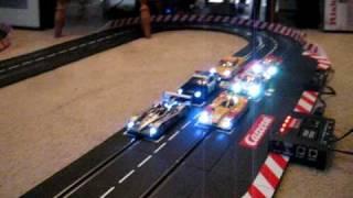 Carrera Digital 132 Slot Car Race