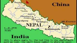 Nepali National songs (Jaaja lamka chamka)