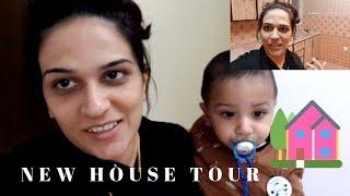WE ARE MOVING! My New House Tour- Pakistani Mom urdu vlogs   Naush Vlogs
