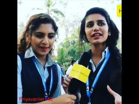 Xxx Mp4 Copy Of Hot Sexy Priya Prakash Varrier New Full Interview Video Priya Varrier New Song Video 3gp Sex