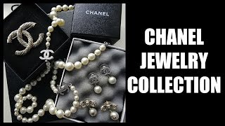 My Chanel Jewelry Collection
