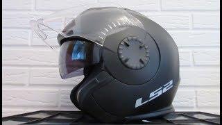 Motorrad Helm Jethelm LS2 Verso Motorradhelm LS2 Verso Motorcycle Helmet Product Review Riders