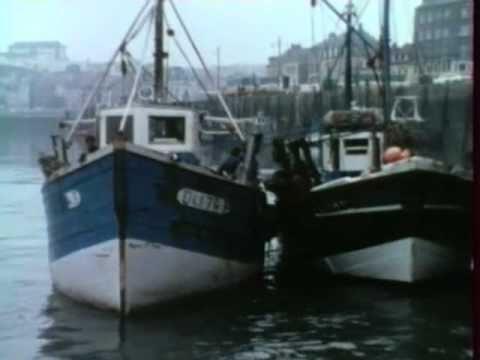 Un jour de pêche à Dieppe