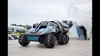 ناسا تصنع سيارة فضائية خاصة بكوكب المريخ
