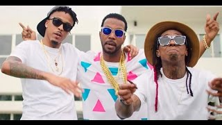 Juicy J - Miss Mary Mack  feat Lil Wayne & August Alsina (Behind scene)
