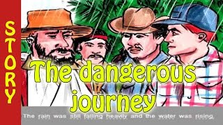 Learn English through story level 1 - The dangerous journey - Elementary