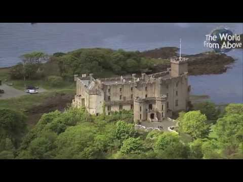 Scotland from Above in High Definition Isle of Skye to Ben Nevis HD