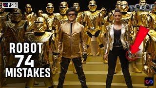Robot Movie mistakes || Ftww Robot || Loop Sin