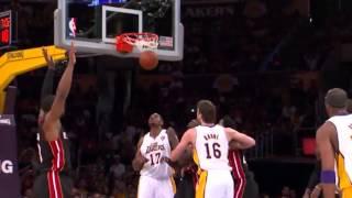 [HD] Kobe Bryant 33 Points vs Miami Heat - Highlights 04/03/2012