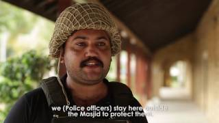 Duty Before Self: A Police Officer and a Citizen Share their Sentiments During Ramadan