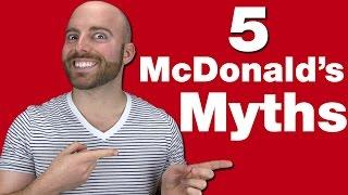 5 McDonald