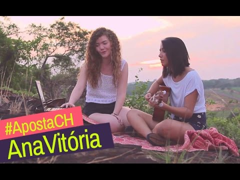 AnaVitória - Coisa Linda (Cover Tiago Iorc)