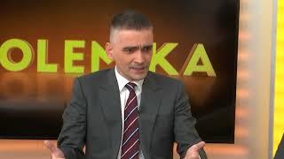 [Polemika] 13.12.2018 Nova24TV - mag. Branko Grims in mag. Bernard Brščič