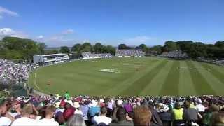 Ireland v England Malahide 2013 - RSA Challenge