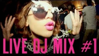 Live DJ Mix #1 - Sak Noel