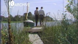WAVY Archive: 1980 Steel Hull Yacht
