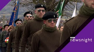 Could Brexit mean a return to violence in Northern Ireland? - BBC News