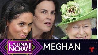 Latinx Now! | ¿Es difícil trabajar con la duquesa Meghan Markle? | Telemundo