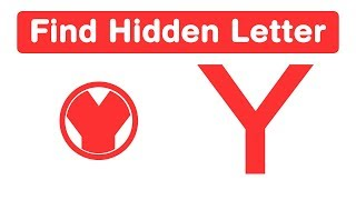 Hidden Letter Challenge! Are You a Different Type of Genius?