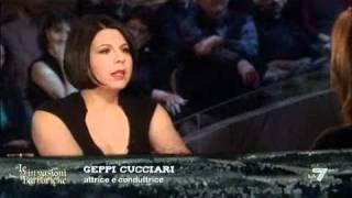 LE INVASIONI BARBARICHE 25/02/2011 - Daria Bignardi intervista Geppy Cucciari