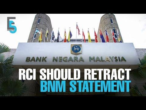 Xxx Mp4 EVENING 5 RCI Asked To Retract BNM Forex Loss Statement 3gp Sex
