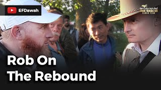 Rob on the Rebound