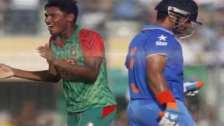 Mustafizur Disappointed With His Off Cutter Bowling Failure - Champion Trophy 2017