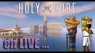 Roi_Louis en Live sur HOLYCUBE - famille Zombi !
