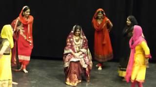 oppana dance by mist le mangamar
