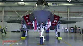 5 Incredible Facts About the F-35A Lightning II