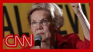 Why Elizabeth Warren is surging in the polls