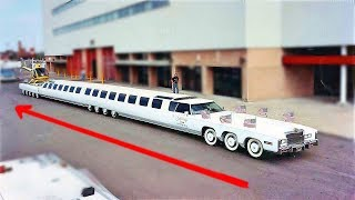 10 LARGEST Vehicles on Earth
