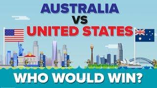 Australia vs United States (USA) - Who Would Win? Military Comparison