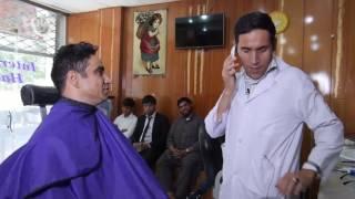 Shabake Khanda - Season 2 - Ep.20 - Talkative Barbers
